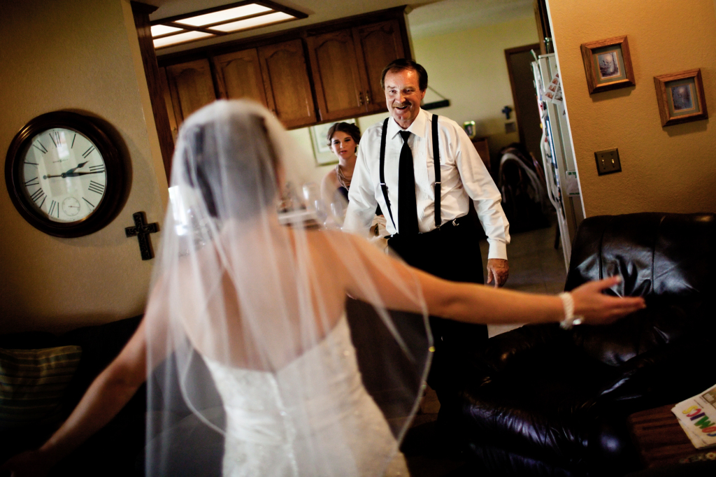 Stephanie and Eric's wedding in Stockton, California